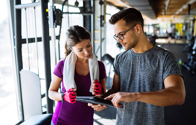 HOW TO CONDUCT A FITNESS CONSULTATION: ASKING THE RIGHT QUESTIONS