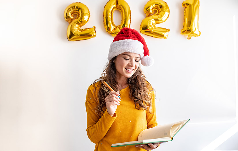 5 TIPS FOR SETTING REALISTIC NEW YEAR'S RESOLUTIONS DESPITE THE PANDEMIC