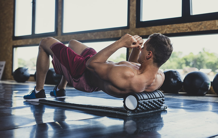 FOAM ROLLING: APPLYING THE TECHNIQUE OF SELF-MYOFASCIAL RELEASE