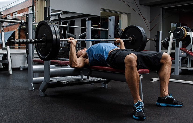 MAXIMIZE BENCH PRESS FORM BY ADDRESSING THESE COMMON ISSUES: