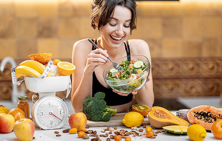 HOW TO BE HEALTHY WITHOUT RESTRICTING FOODS: 8 TIPS FOR SUCCESS: