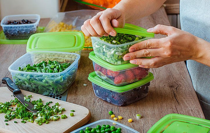 HOW TO MEAL PREP FOR WEIGHT LOSS: