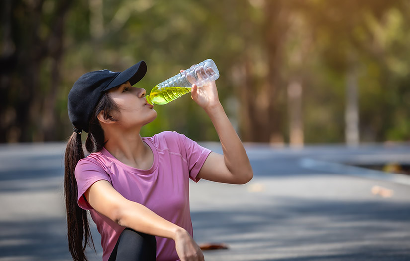 25+ FOODS TO REPLENISH ELECTROLYTES – NATURAL SOURCES:
