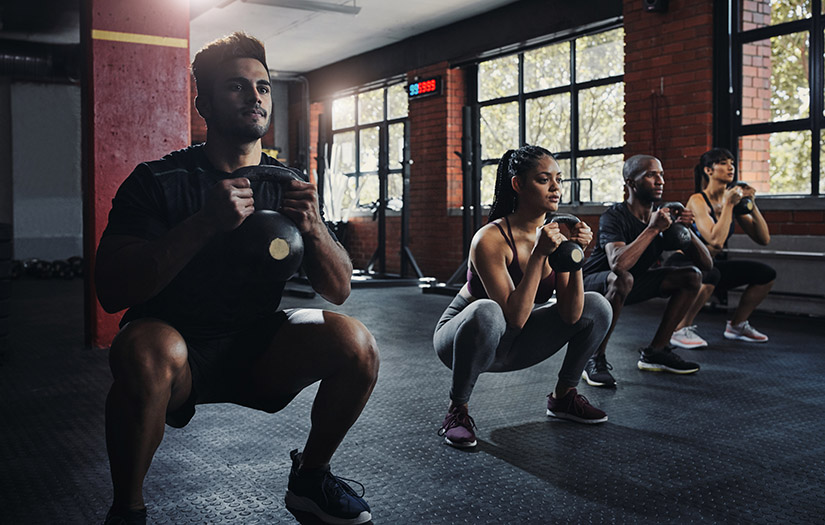 5-WEEK WORKOUT PLAN FOR BEGINNERS – GETTING YOUR FEET WET WITH FITNESS: